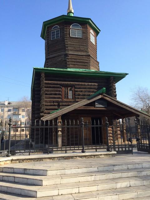 Церковь декабристов (музей)