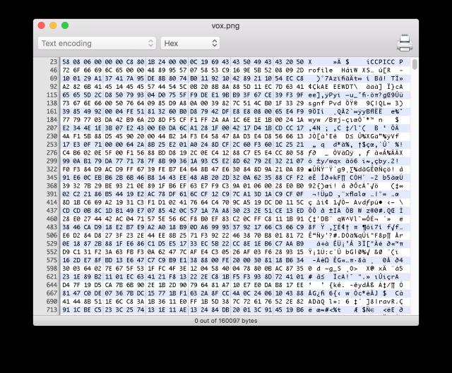Встроенный просмотрщик файлов