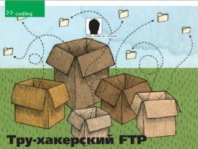 Пример FTP-клиента на Delphi