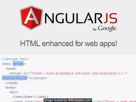 Знакомимся с angular.js за 60 минут
