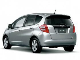 Honda FIT - три года вместе