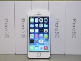 Купил iPhone 5S