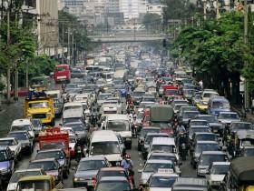 Заметки о Таиланде #3. Движение