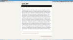 Рабочий блог на Pelican