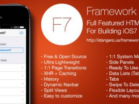 Framework7. Разработка мобильных приложений в нативном стиле