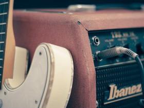 Тюнер для гитары на JavaScript
