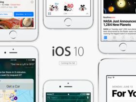Обновился до iOS 10. Полет нормальный