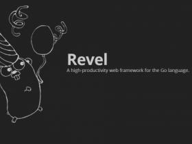 Revel – MVC фреймворк для Go