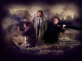 Supernatural вернулся на малые экраны
