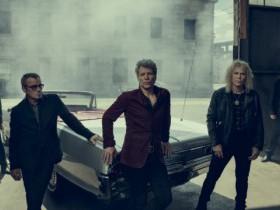 "Bon Jovi выпустили новый альбом ""This house is not for sale"""